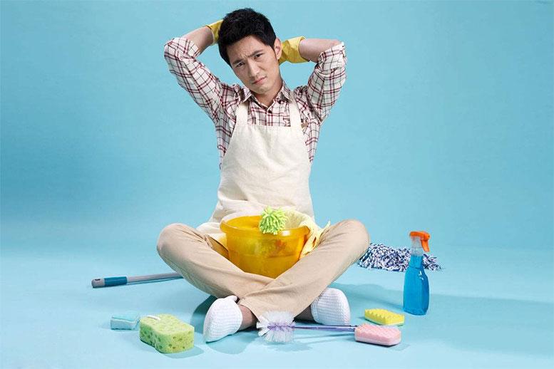 为什么不把琐碎的家务分一半给男人?